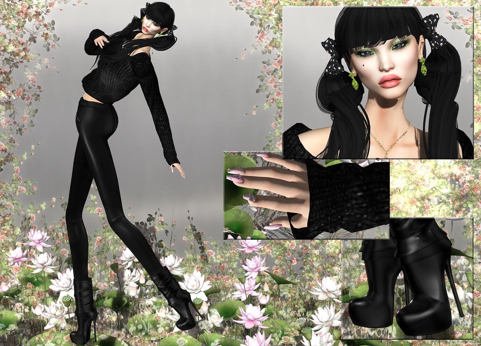 Sascha's Designs - Kendall