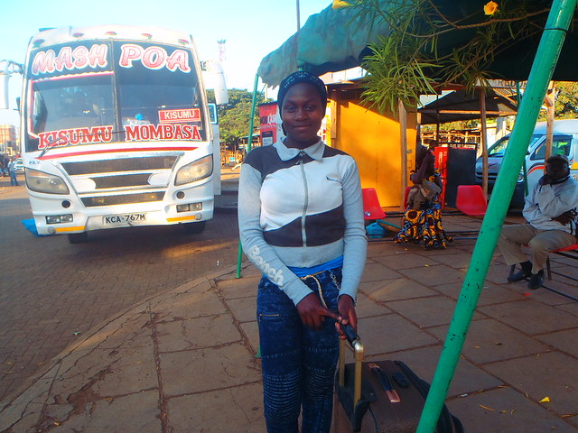 Arrival Kisumu