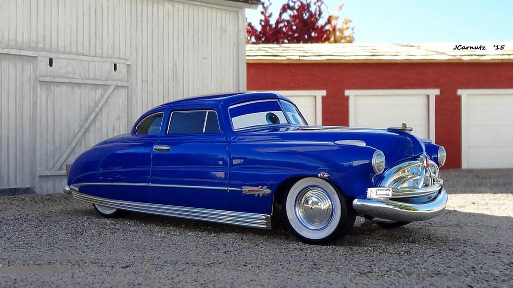 1951 Hudson Hornet Club Coupe Quot Doc Hudson Quot Disney Pixar