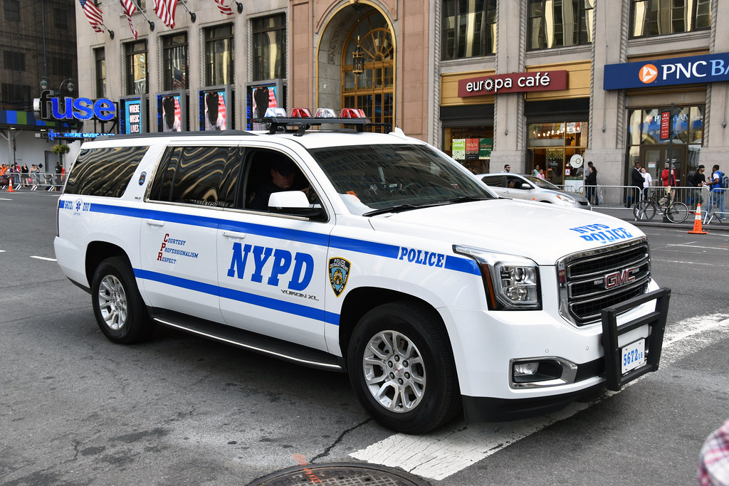 Picture Of Brand New City Of New York Police Department Es