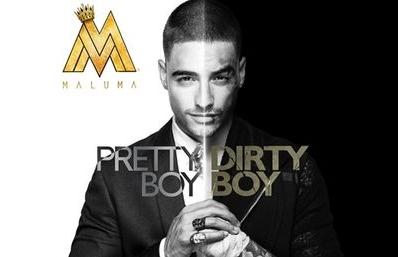 Maluma estrenará su álbum Pretty Boy Dirty Boy este viernes