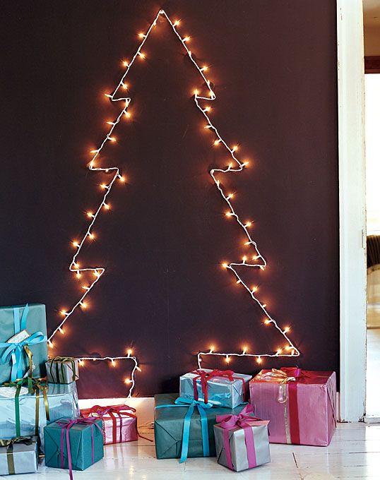 Árboles de navidad de luces