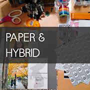 Paper & Hybrid Scrapbooking