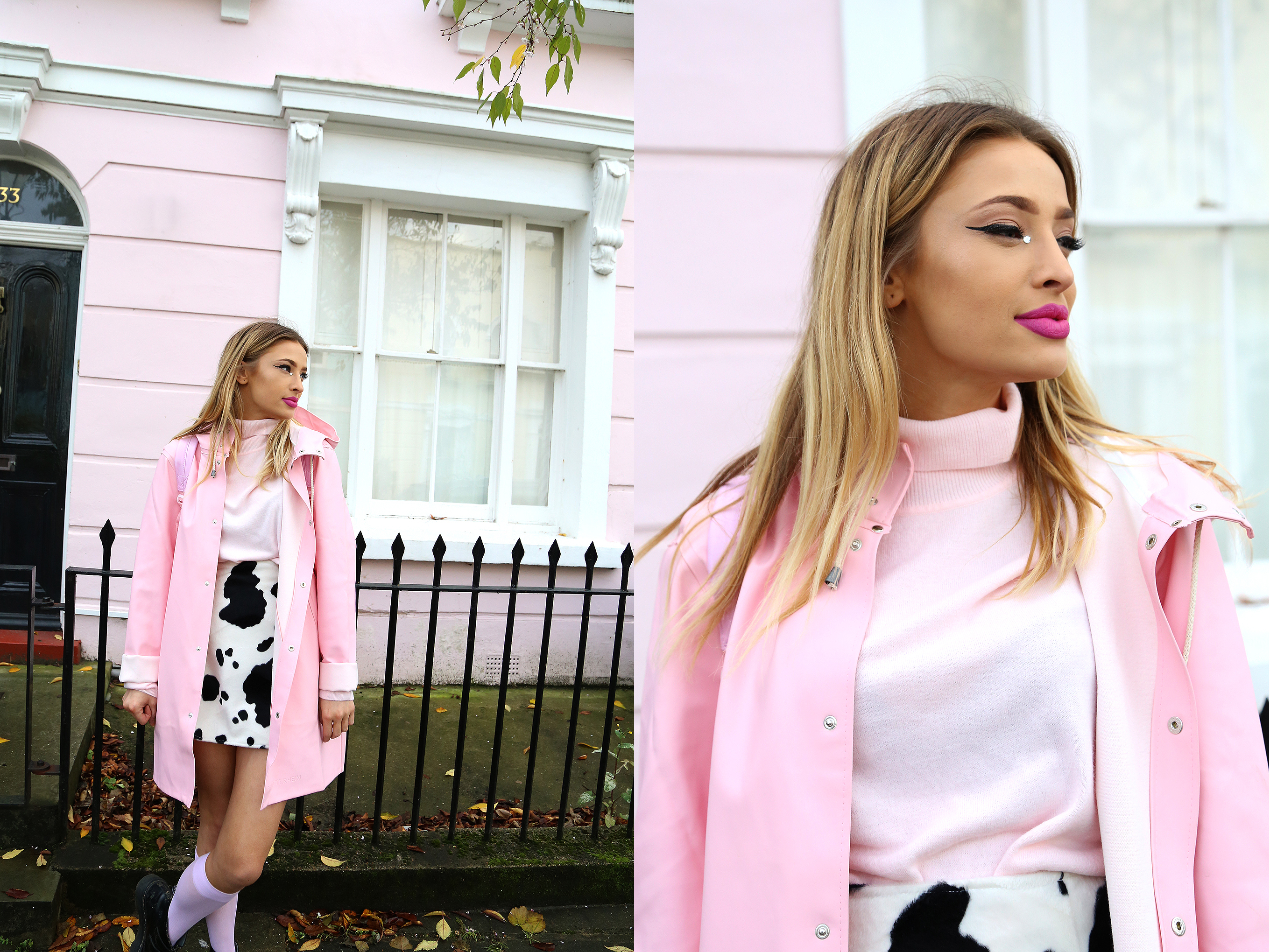 Pink On Pink On Pink Lulutrixabelle A Lifestyle Travel Fashion Blog