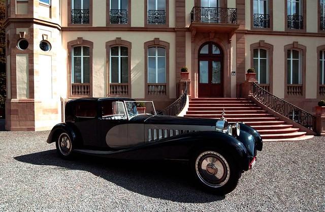 Королевский Bugatti Type 41 Royale