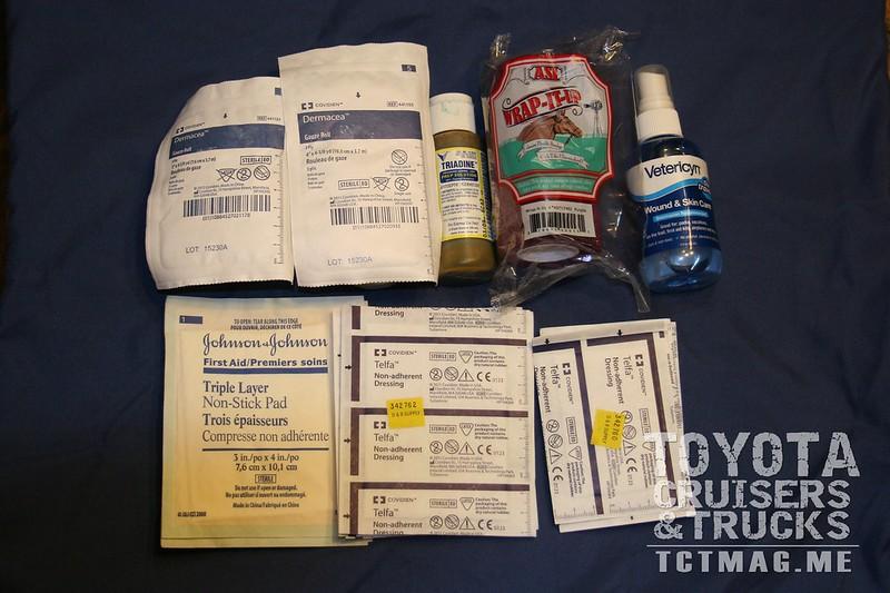 K9 First Aid Kits