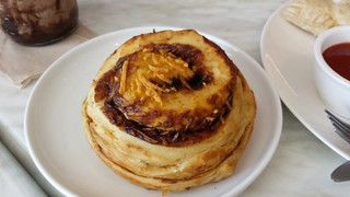 Vegemite and Cheese Scroll from Veganyumm