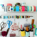 ASHLEY'S SEWING SPACE TOUR
