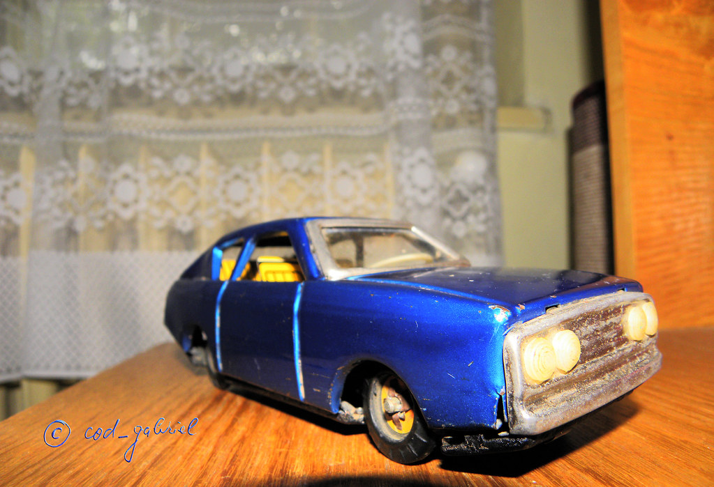 Toys That Were Made In The 1970 : Toy car from my childhood made in late s or early