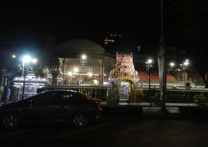 Бангкок храм Силом роад