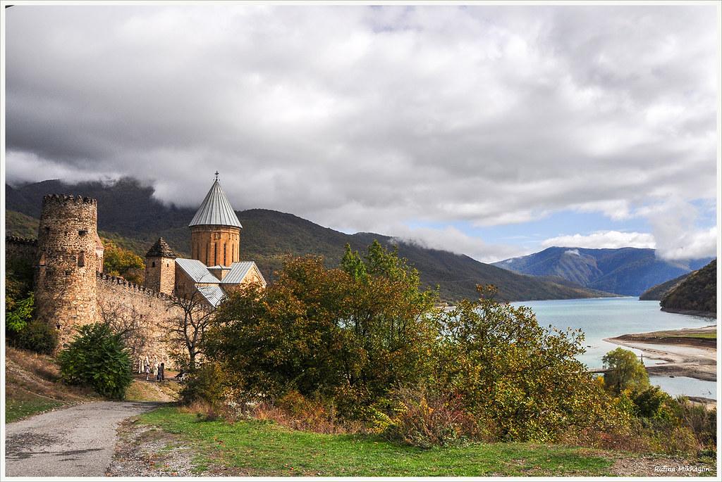 Разноцветные прогулки по Кавказу (октябрь 2016)