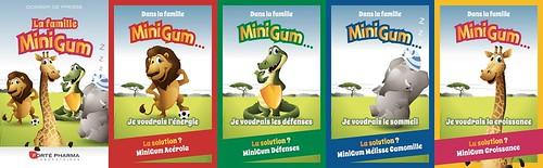 gamme mini gum forte pharma
