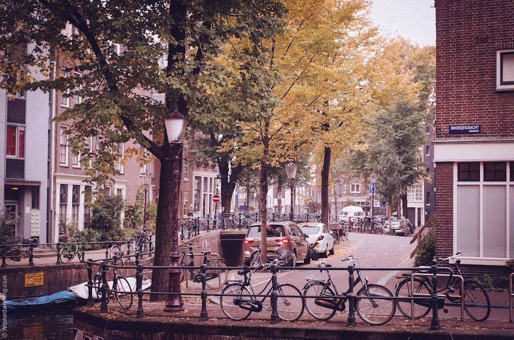 Amsterdam, Lastage