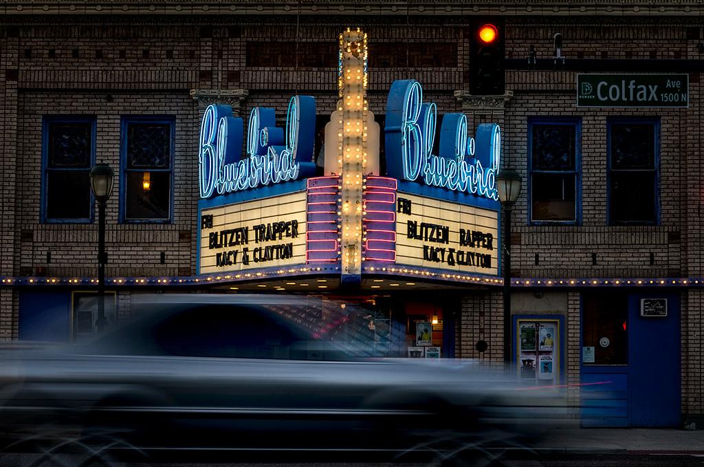 Bluebird Theater, Denver, Colorado