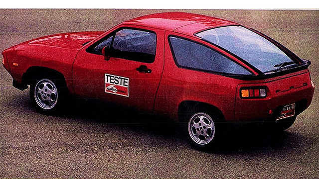 PAG 928, Who wants a mis-proportioned, front wheel drive, 928 clone? Brazil does! They even had similar wheels, but in a convenient 4x100mm pattern.
