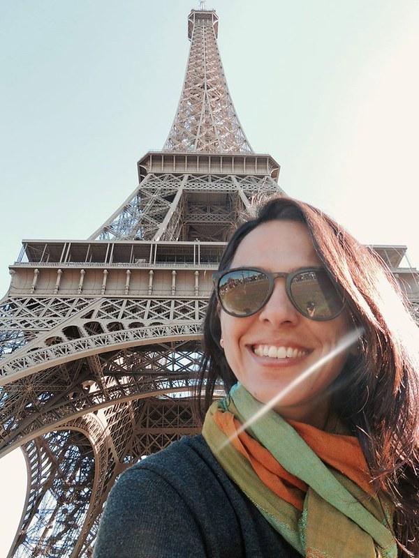 Bonjour, Paris.