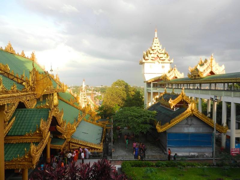 Янгон Шведагон (Shwedagon)