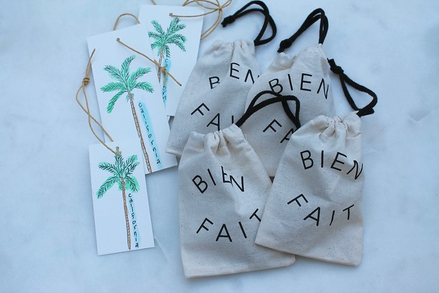 Snail Mail + Madewell Bag Tags