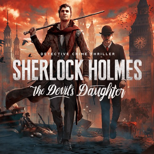 Sherlock Homes The Devils Daughter