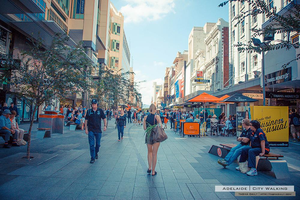 南澳自由行︱Walk in Adelaide City.一個濃濃歐風的美麗城市