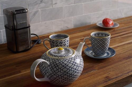 tea's ready