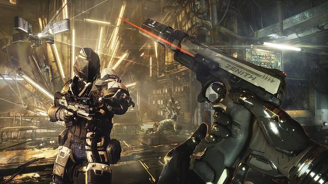 Deus Ex: Customers United