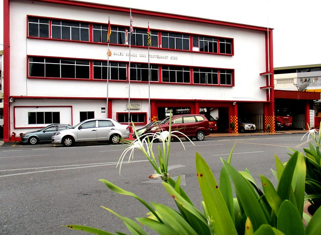 Sibu Fire Station
