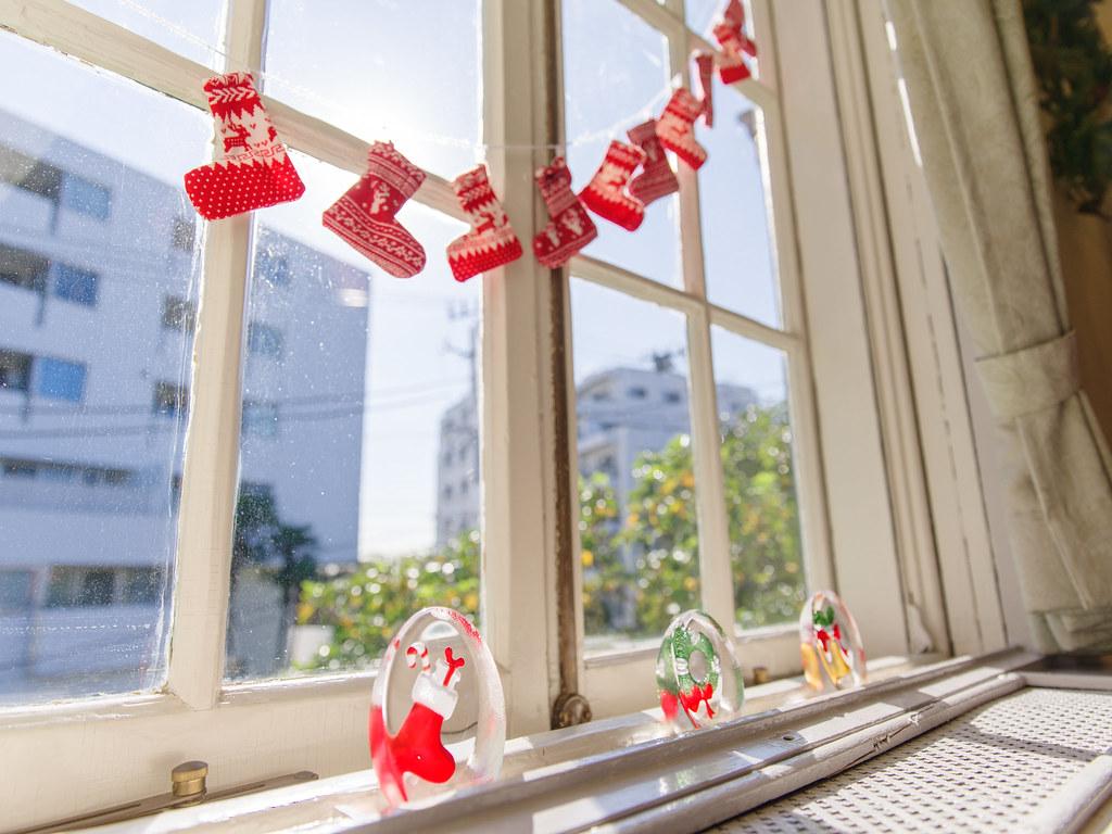 山手西洋館クリスマス装飾2016⑨