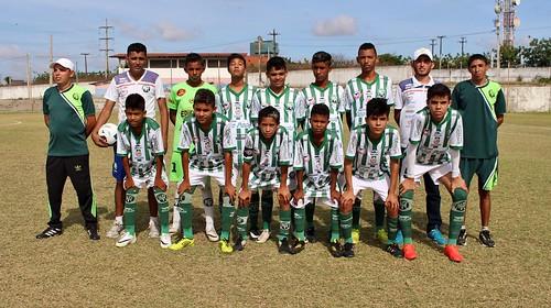 Maranguape 5 x 0 União - 12/11/2016 - Campeonato Cearense Sub-13