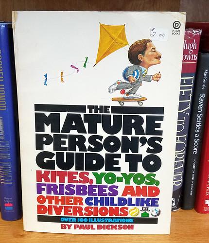 mature person