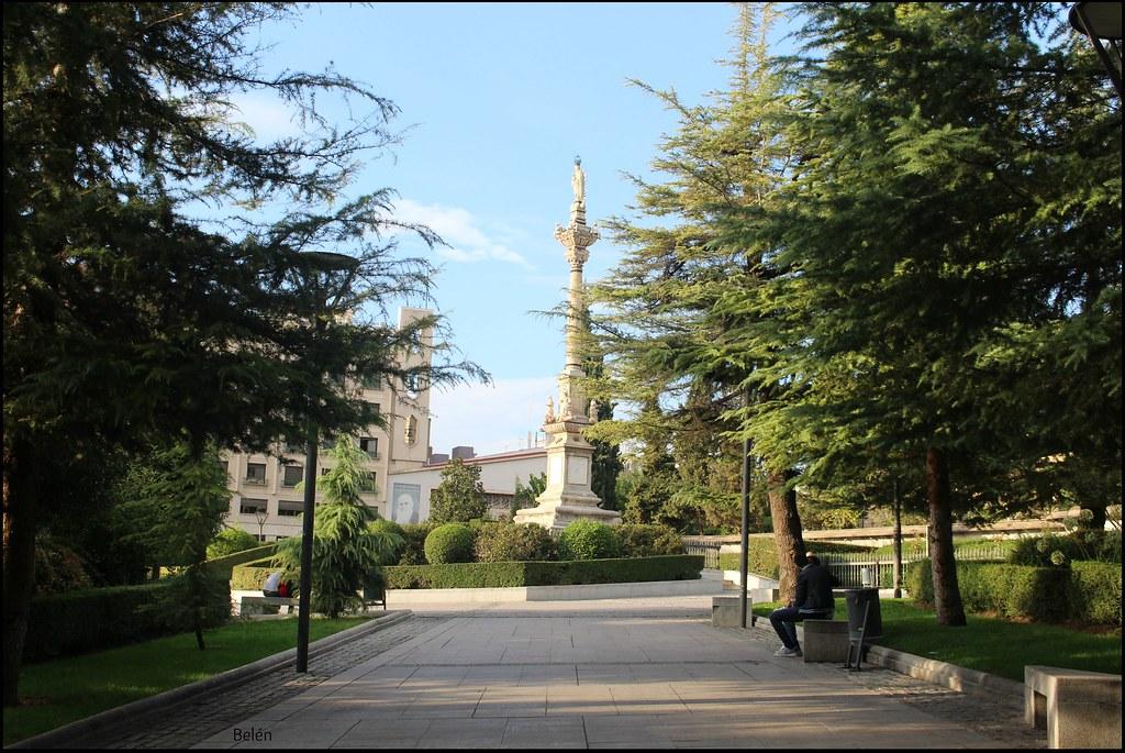 Jardín del Triunfo