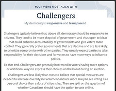 MyDemocracy Challengers