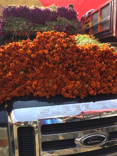 Mexico City - Mercado Jamaica