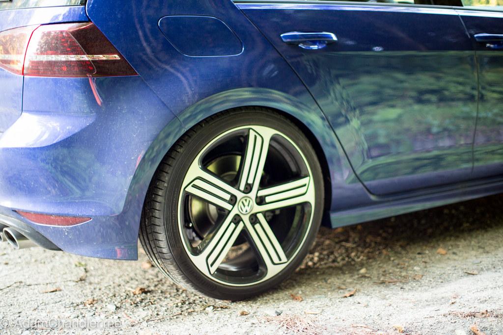 Mk7 Golf R >> ECS Tuning MK7 Golf R - Stance Enhance Kit - VWR Springs a…   Flickr
