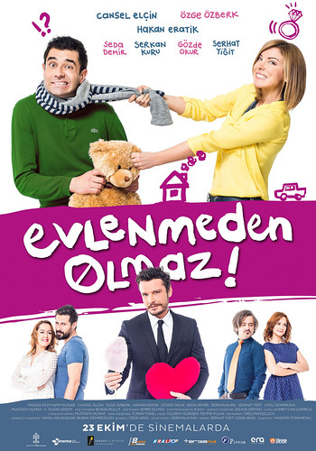 Evlenmeden Olmaz (2015)