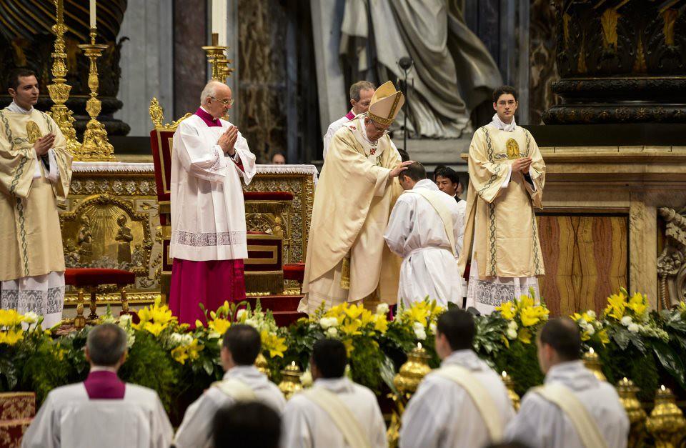 Giải Thích Bộ Giáo Luật - Quyển IV: Nhiệm Vụ Thánh Hóa Của Giáo Hội (1)