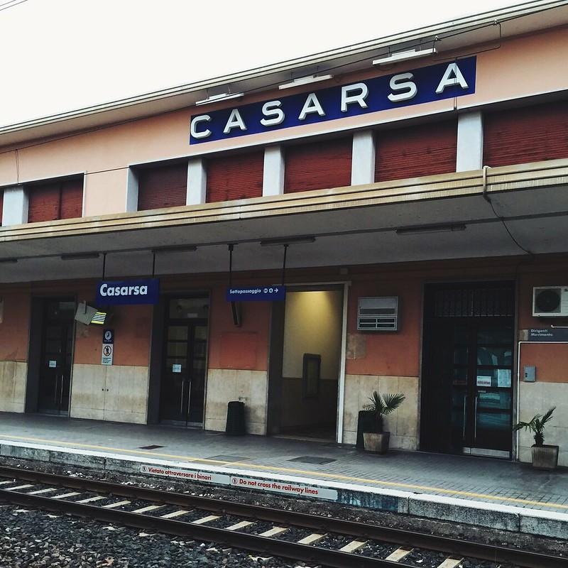 卡萨尔萨火车站