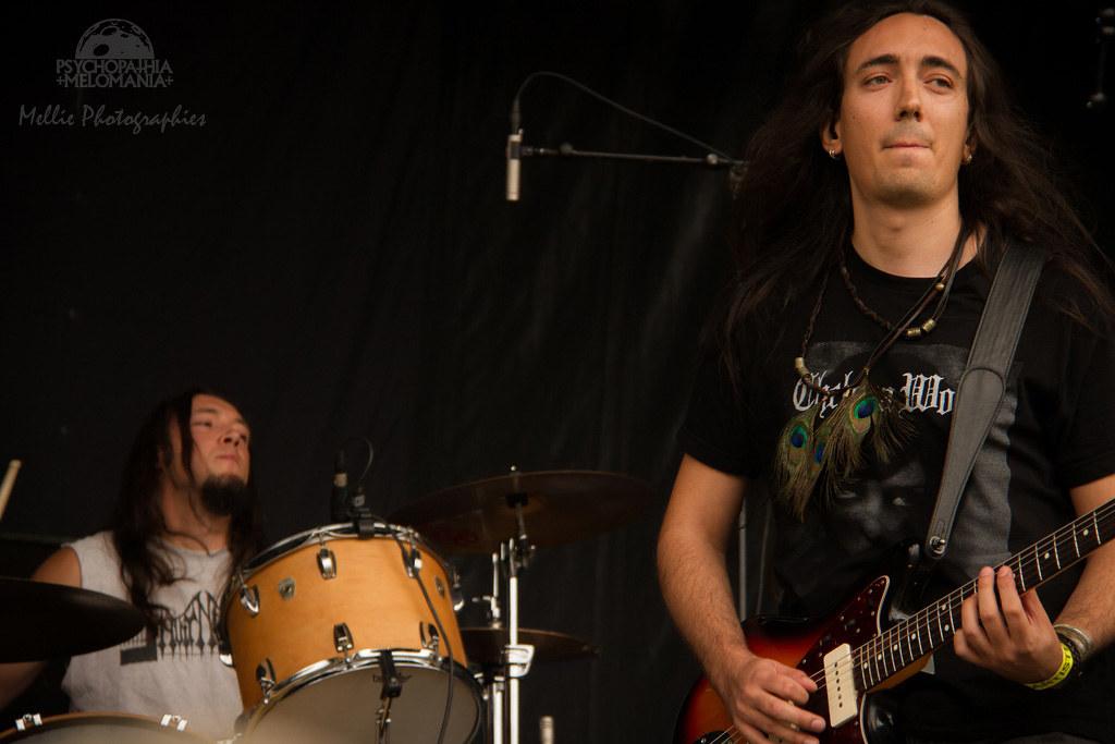 Alcest @Motocultor Festival 2015, Kerboulard, Saint-Nolff 16/08/2015