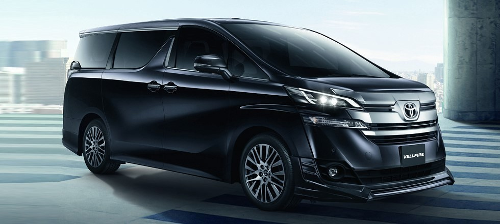 Toyota Vellfire 2017 Not Welcomed In Usa And Europe Flickr