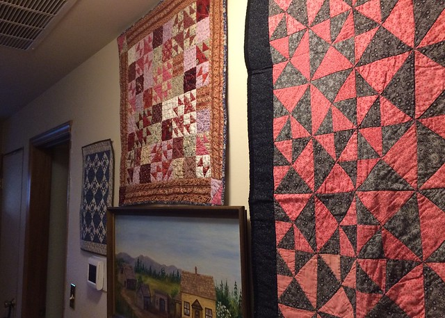 Quilters Madder SAL