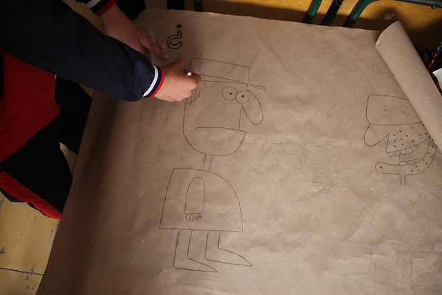 Impresión de los estudiantes frente a la reforma tributaria