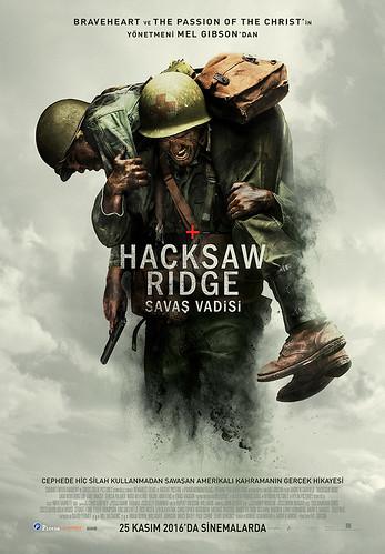 Hacksaw Ridge: Savaş Vadisi (2016)