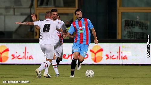 Il Catania non sa più vincere