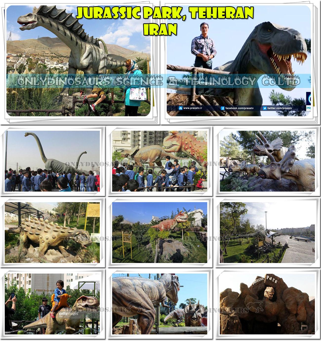 Jurassic Park in Teheran