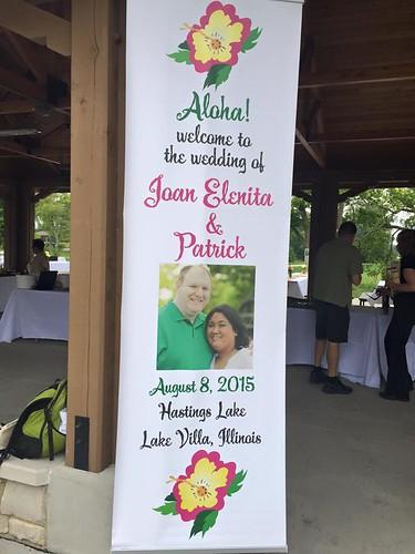 Hawaiian Wedding & Luau Recap!