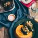 Muffins de quinoa, kale y zanahoria