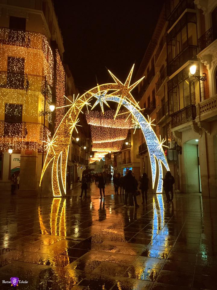 Luces de Navidad 2016 en Toledo