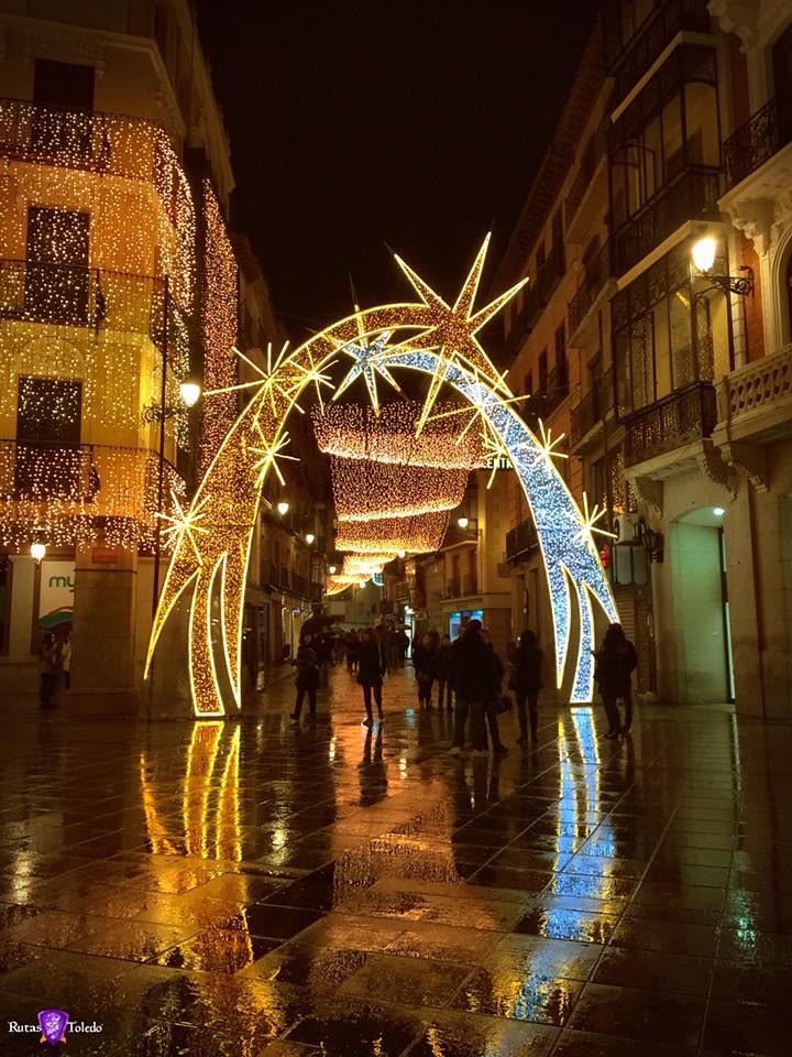 Toledo en Navidad