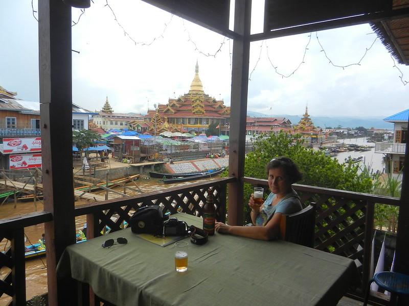 Инле, Бирма, пагоды