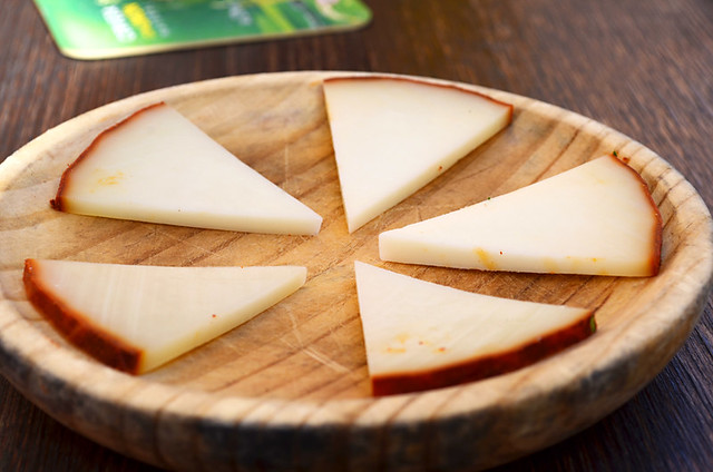 Semi curado Cheese from Fuerteventura, Canary Islands
